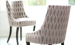 Patterned Armchair Design Ideas Elegant Dining Chairs Fascinating Elegant Dining Room Sets Glass