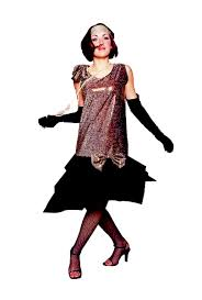 amazon women s halloween costumes costumes of the 1920 u0027s and 30 u0027s flapper gangster costumes