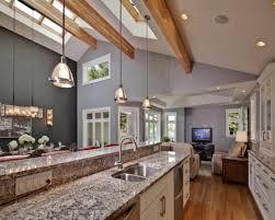 choose best vaulted ceiling lighting modern ceiling lighting ideas for kitchens with vaulted ceilings kitchen lighting