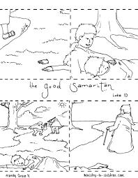 download coloring pages good samaritan coloring page good