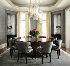 The Circular Dining Room by Elegant And Sophisticated Round Dining Tables For Your House