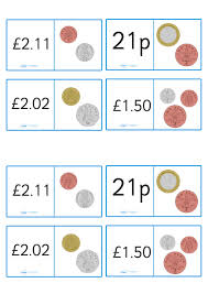 british coin value loopcards pop over to our site at www twinkl