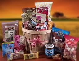 healthy gift baskets a bountiful bushel healthy organic gift basket