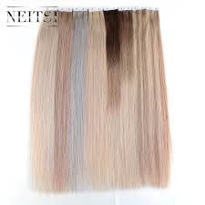 Hair Extensions Tape by Mini Tape Hair Extensions Reviews Online Shopping Mini Tape Hair