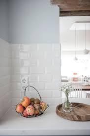 fliesen küche wand die besten 25 küchenfliesen wand ideen auf