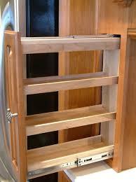 kitchen cabinet storage racks home design ideas