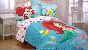 Dimensions Of Toddler Bed Comforter Image Ariel U0026flounder Bedset Jpg Disney Wiki Fandom Powered