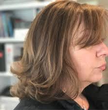 information on shoulder length hair for older women older women haircuts for shoulder length hair