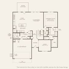 Charleston Floor Plan by Furman At Oakhurst At Carolina Bay In Charleston South Carolina