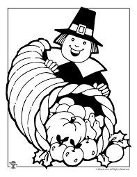 printable thanksgiving activity pages coloring pages woo jr
