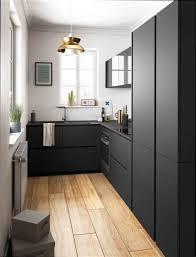 cuisine noir mat et bois beautiful cuisine noir mat et bois 14 sticker chef de cuisine