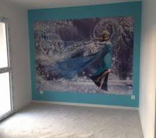 chambre reine des neiges photos et idées chambre d enfant mur papier peint 745 photos