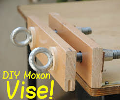 Wooden Bench Vice Parts by Make Your Own Bench Vise Diy Woodworking Woodworking Tools And