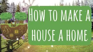 Making A House A Home Animal Jam How To Make A House A Home Youtube