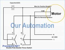 double pole toggle switch wiring diagram double pole double throw
