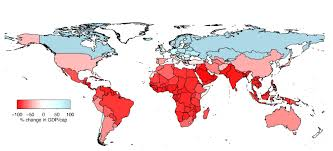 Maps New York Climate Change The Global Economic Costs From Climate Change May Be Worse Than
