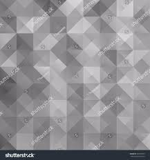 Gray White Grid Mosaic Background Creative Stock Vector 520578205