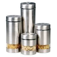 modern kitchen canisters allmodern