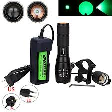 Coyote Hunting Lights Hunting Flashlight Best Hunting Flashlight 2017 Pick A Weapon