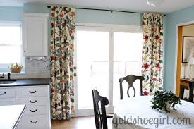 Curtains For French Doors In Kitchen by Unique Long Kitchen Curtains Taste