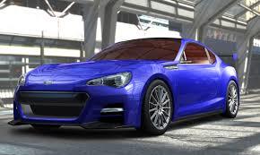subaru brz front bumper exposed u2013 the subaru brz concept sti nikjmiles com