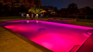 pink swimming pool beautiful pink decoration