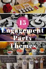 Engagement Party Decorations Ideas by 15 Engagement Party Themes By Envytations Great Ideas Happy 4