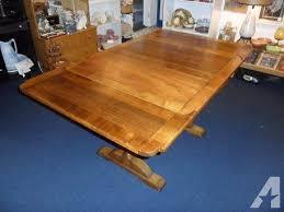 antique draw leaf table antique english pub draw leaf table for sale in aurora oregon