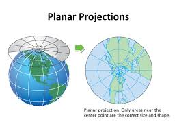 what is a map projection modern technology has changed the way we view and map earth ppt