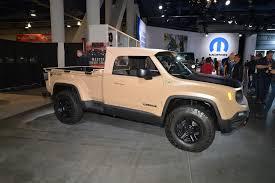 jeep truck 2016 keep on truckin and suvs of sema 2016