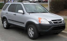 2002 honda cr v information and photos zombiedrive