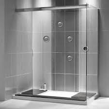 vertical rectangular shower tile bathroom tile pinterest