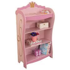 Kidkraft Bookcase Shop Kidkraft Princess Bright Pink 4 Shelf Bookcase At Lowes Com