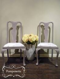 queen anne dining chairs in anniesloanhome emile chalkpaint with