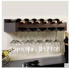 Nexxt Design Ellington 5 Bottle Wall Mount Wine Glass Rack Reviews