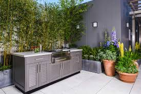 stainless outdoor kitchen cabinets benefits of stainless steel outdoor kitchen cabinets