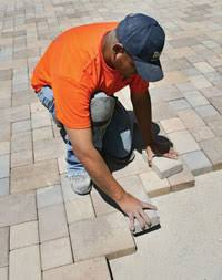 Paver Patterns The Top 5 Rcp Block U0026 Brick How To Install Interlocking Pavers