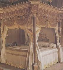 4 Poster Bed With Curtains Four Poster Bed Furniture Foter