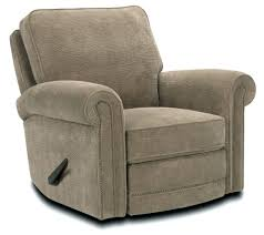 recliners splendid leather recliner swivel rocker for home decor