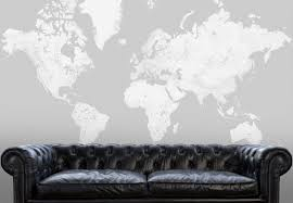 World Map Wallpaper by Map Wallpaper Majesty Maps U0026 Prints