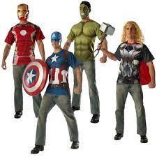 Marvel Halloween Costumes Adults Marvel Costume Ebay