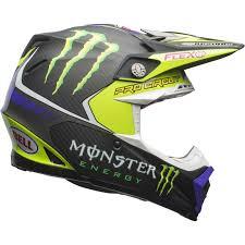 monster energy motocross helmet for sale bell moto 9 flex monster pro circuit 17 motocross helmet off road