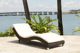 Chaise Lounge Outdoor Furniture Source Outdoor Wave 2 Piece Wicker Chaise Lounge Set Wicker Com