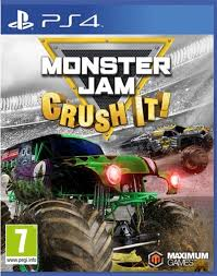 monster truck video games ps4 monster jam crush it r2 gamesq8 co