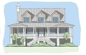 coastal home plans house plans with porches kite collection u2014 flatfish island
