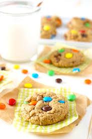gluten free monster cookies u2022 food folks fun