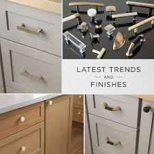 what is the best quality cabinet hardware trends and finishes in cabinet hardware kitchen