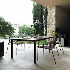 Stackable Wicker Patio Chairs Out Line Chair By Nieves Contreras For Expormim Interior Design