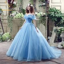cinderella quinceanera dresses 2017 newest sky blue cinderella quinceanera dresses gowns