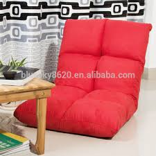 One Seater Sofa Bed Flexible Single Seater Couch Folding Chair Sofa Bed Modern Fabric